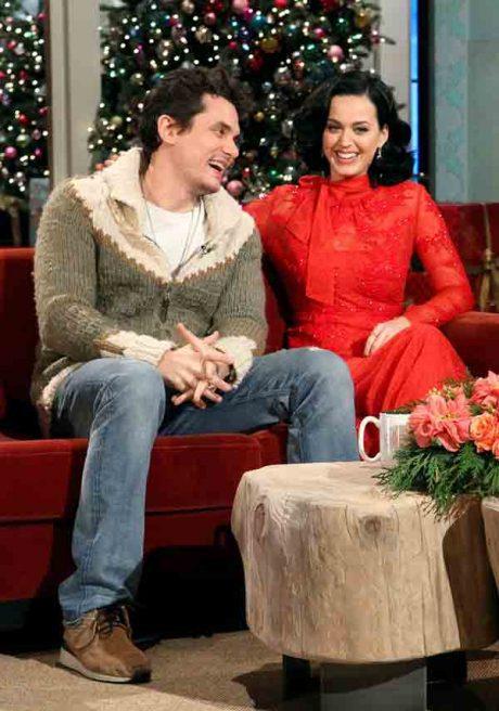 John Mayer Katy Perrya Ellen Degeneres Zoom