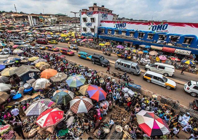 Accra C Market