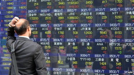 Asian investors are having to deal with more volatility in the markets
