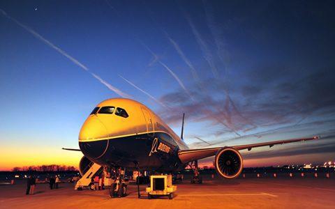 Boeing Sales