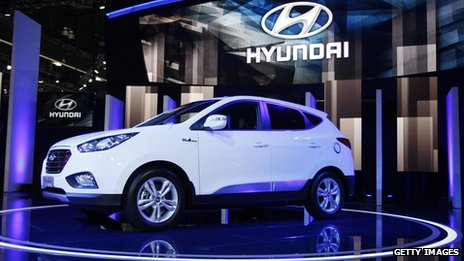 Hyundai has been facing increased competition in key markets such as the US
