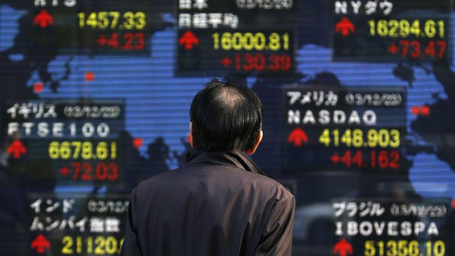 Japanese shares could rise further in 2014, says Richard Jerram of Bank of Singapore