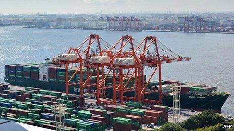 Japans Exports