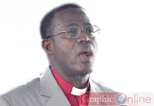 Rt Rev Amenu