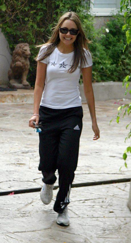 Amanda Bynes Fitness Retreat