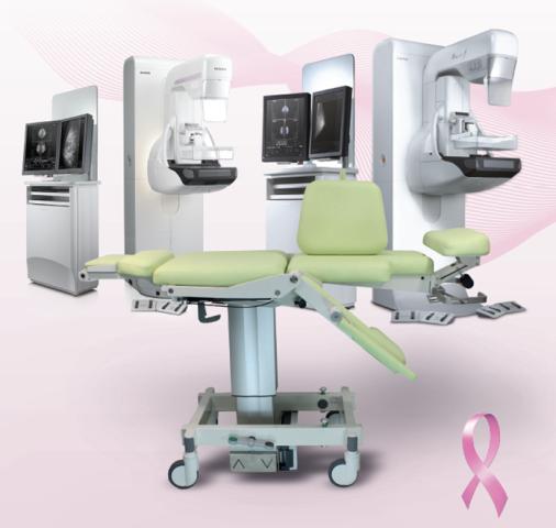 Amulet Mamography Machines