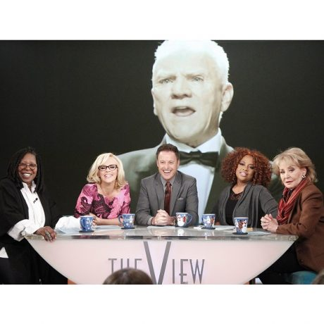 Chris Harrison The View The Bachelor