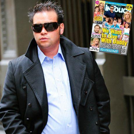 Jon Gosselin Custody Battle