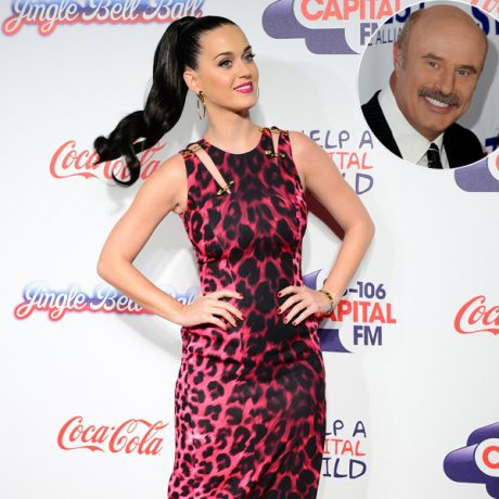 Katy Perry Dr Phil