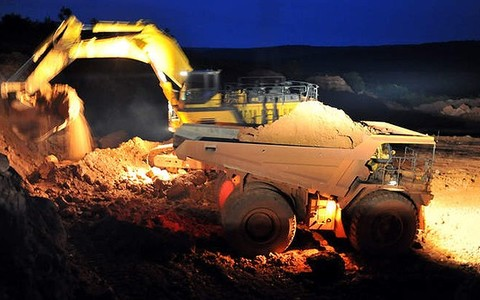 mining firms