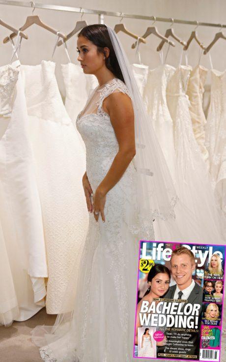 Sean Lowe Catherine Giudici Wedding