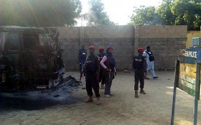 Wpid Borno Attack