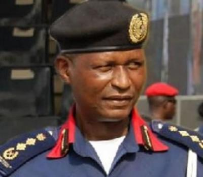 Wpid Director General Nigerian Security And Civil Defence Corps Nscdc Ade Abolurin X