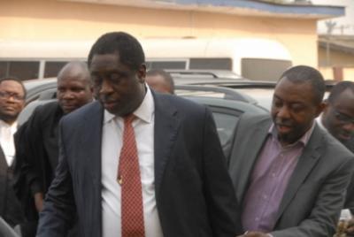 Wpid Dr Wale Babalakin Arival Ath Ikeja High Court