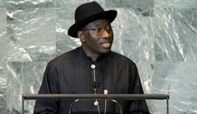 Wpid Goodluck Jonathan