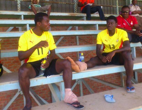 Wpid Injured Ghaan Players