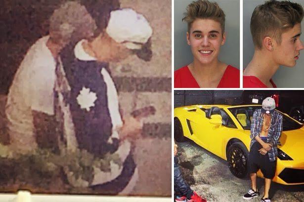 Wpid Justin Bieber Arrest The Trent