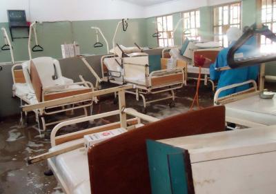 Wpid Nigeria Hopsital Inside Wards