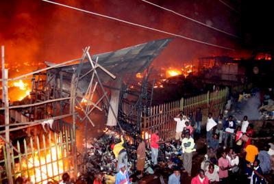 Wpid Owino Fire