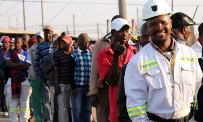 Wpid Thousands Of Lonmin Miner