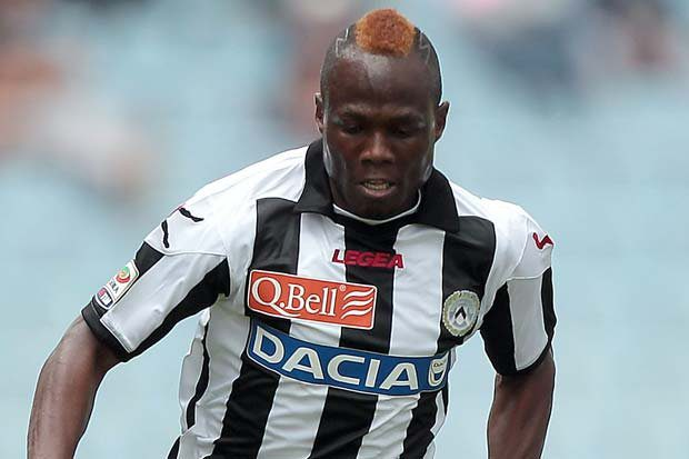 Wpid Udinese Star Agyemang Badu Is Delighted With Michael Essien Move To Milan