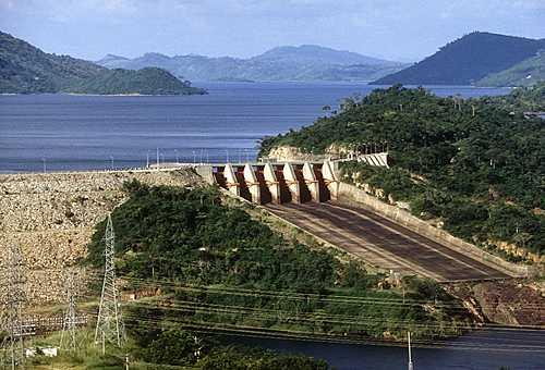Wpid Ghana Electricity Dam