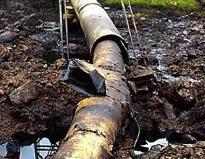 Wpid Vandalised Pipeline