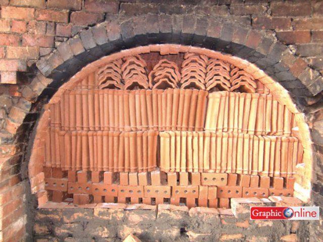 Burnt Clay Brick : Burnt clay bricks is the new face of construction news ghana