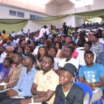 Cross Section Of Student At The Seminar