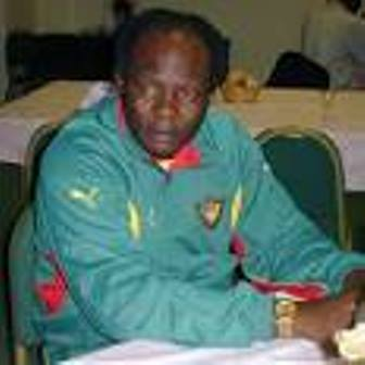 Former Indomitable Lions Coach, Jean Paul Akono