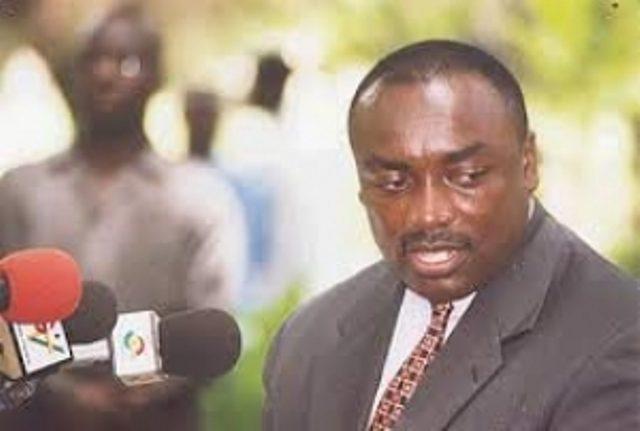Mr Kwabena Agyei Agyepong
