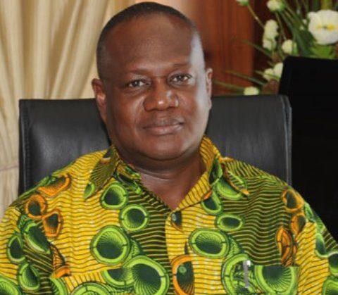 Mr Douglas Prosper Kwaku Bani.