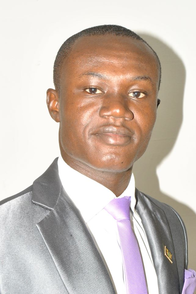 Paul Frimpong -the author