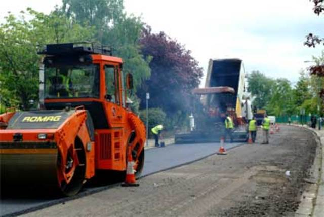 Road Surfacing Contractors