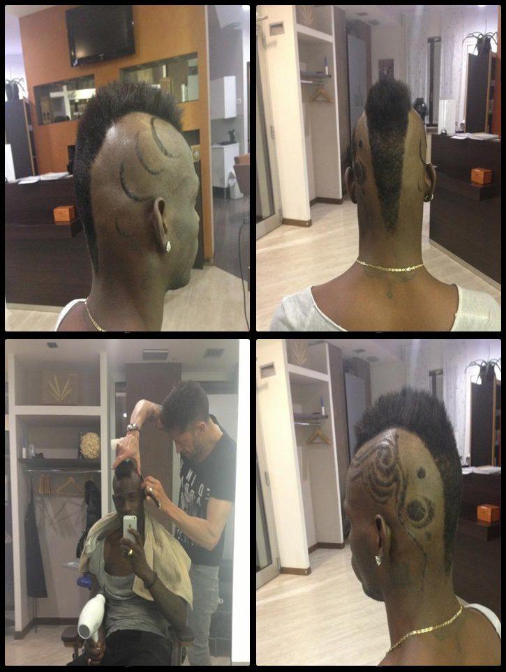 Wpid Mario Balotelli New Hair