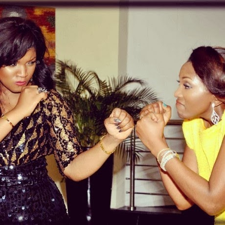 Wpid Omotola And Genevieve