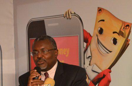Philip Sowah, Managing Director of Airtel Ghana