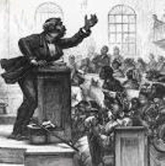 Black preacher