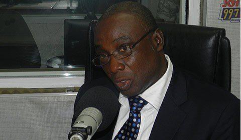 Dr Kwabena Donkor