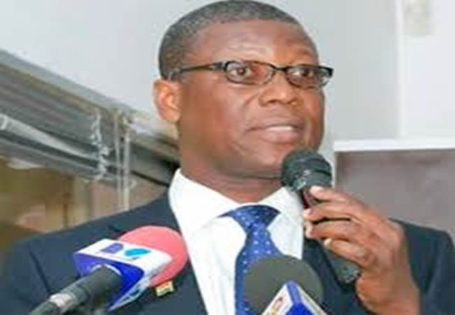 Mr Asare Akuffo, Managing Director of HFC Bank (Ghana)