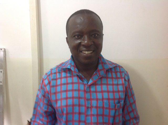 Mr Nti-Baffour Asenso