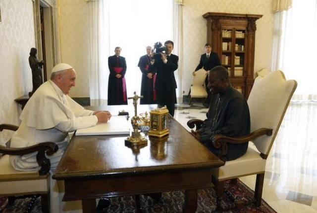 Pope To Visit Nigeria