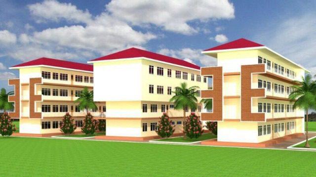 school building project