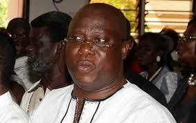 Ade Coker, Greater Accra Regional Chairman, NDC