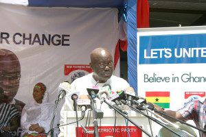 Nana Addo says the NPP need to ensure the integrity of the electoral process rather than going to court in 2016
