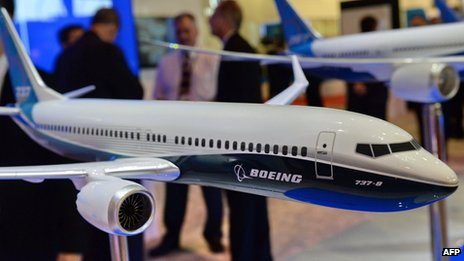 The 737 is Boeing's best-selling plane, with more than 7,500 jets already delivered
