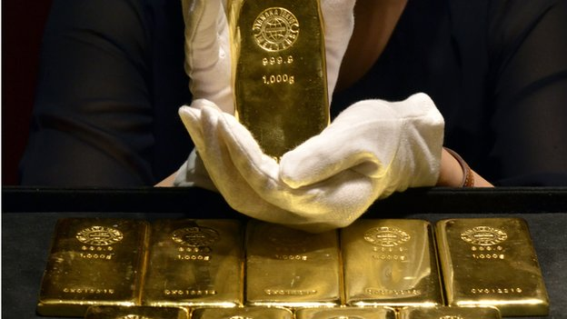 China's demand for gold shows no sign of letting up
