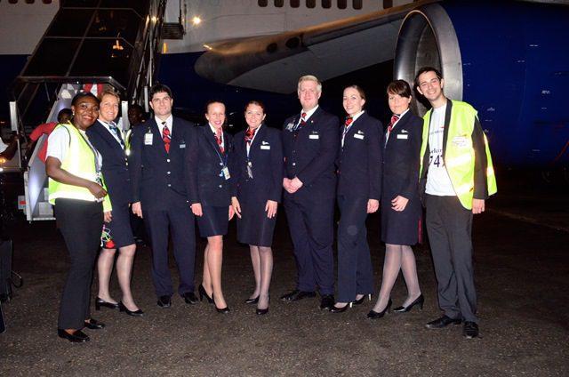 Crew-with-Moran-Birger-and-Airport-Manager-Pat-Bonsu