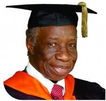Emeritus Professor Francis Kofi Ampenyi Allotey