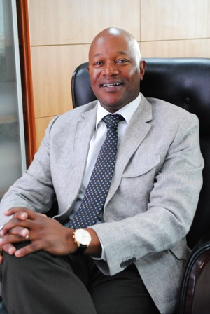 SERAME TAUKOBONG - MTN GHANA CEO